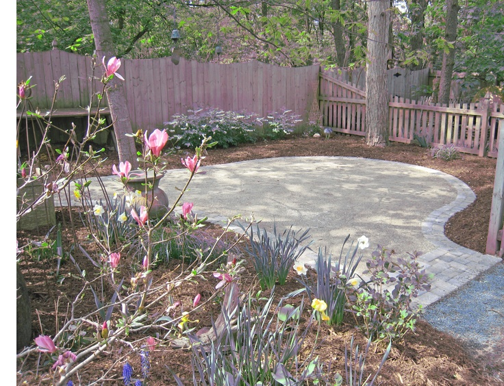 Superb Adding Seating Areas To A Garden With Crushed Limestone And Brick Edged.  Kim@smithtree.com | Kimu0027s Design Projects | Pinterest | More Brick Edging,  ...