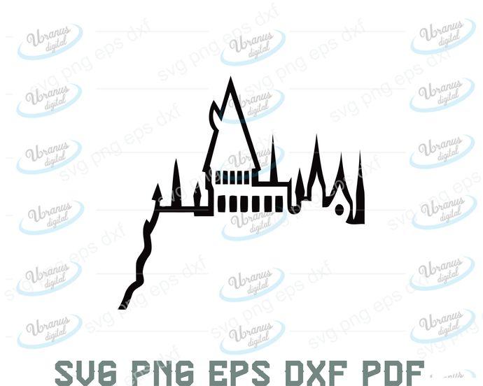 Download Harry potter svg, love svg, heart svg, hogwarts svg, harry ...