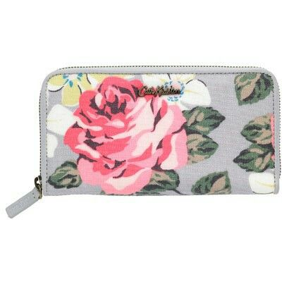 Cath Kidston Richmond Rose Embossed Wallet
