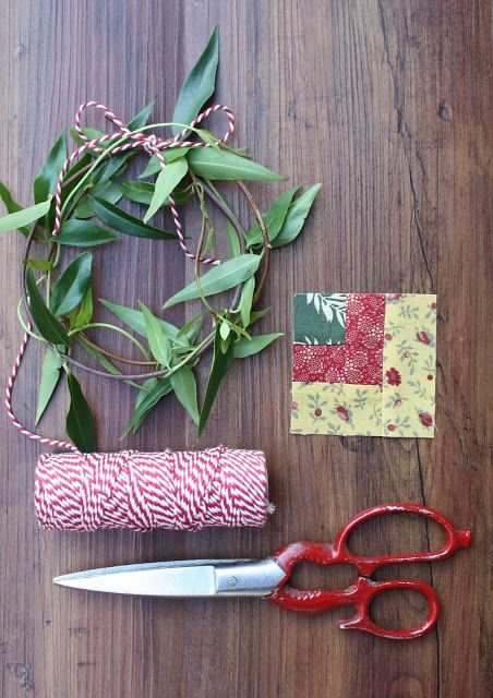 Temecula Quilt Company: We Wish You A Mini Christmas | Block Nine