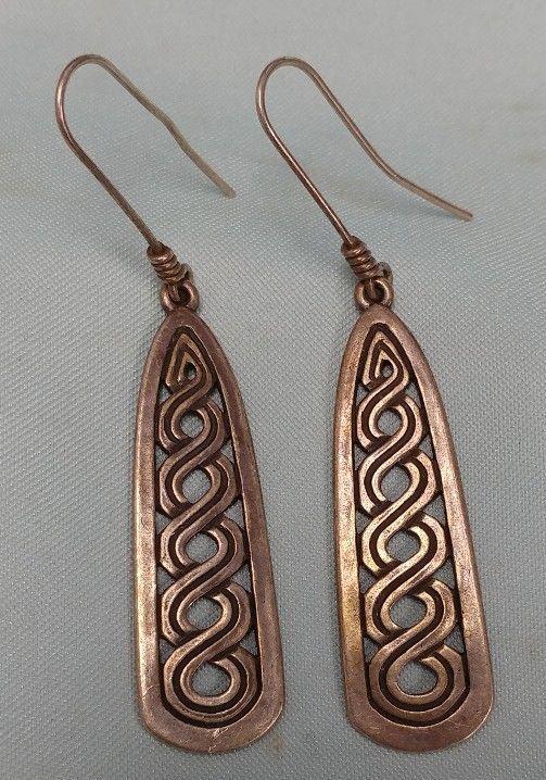 James Avery Sterling Silver Retired Dangle Earrings #JamesAvery #DropDangle