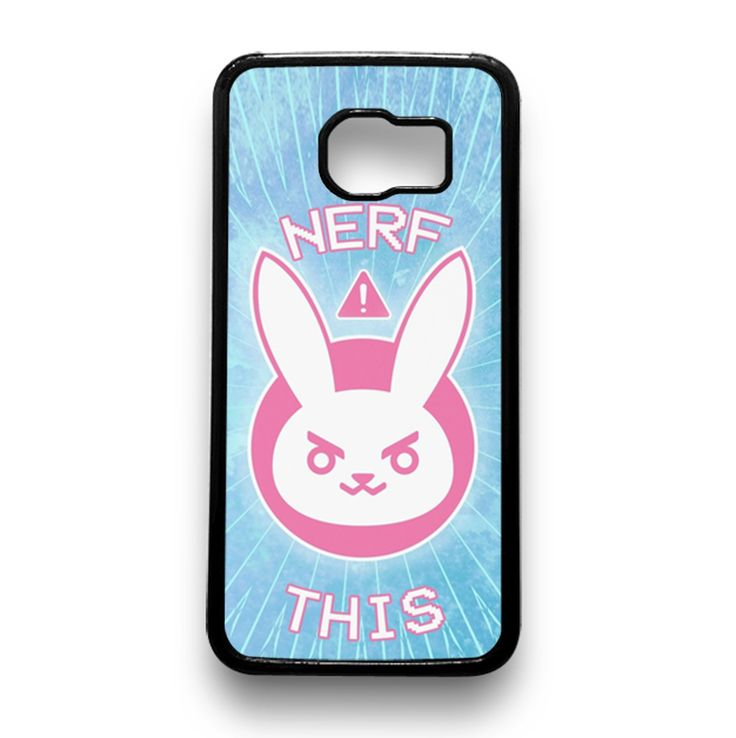 DVa Nerf This 2 Overwatch Samsung Galaxy Case
