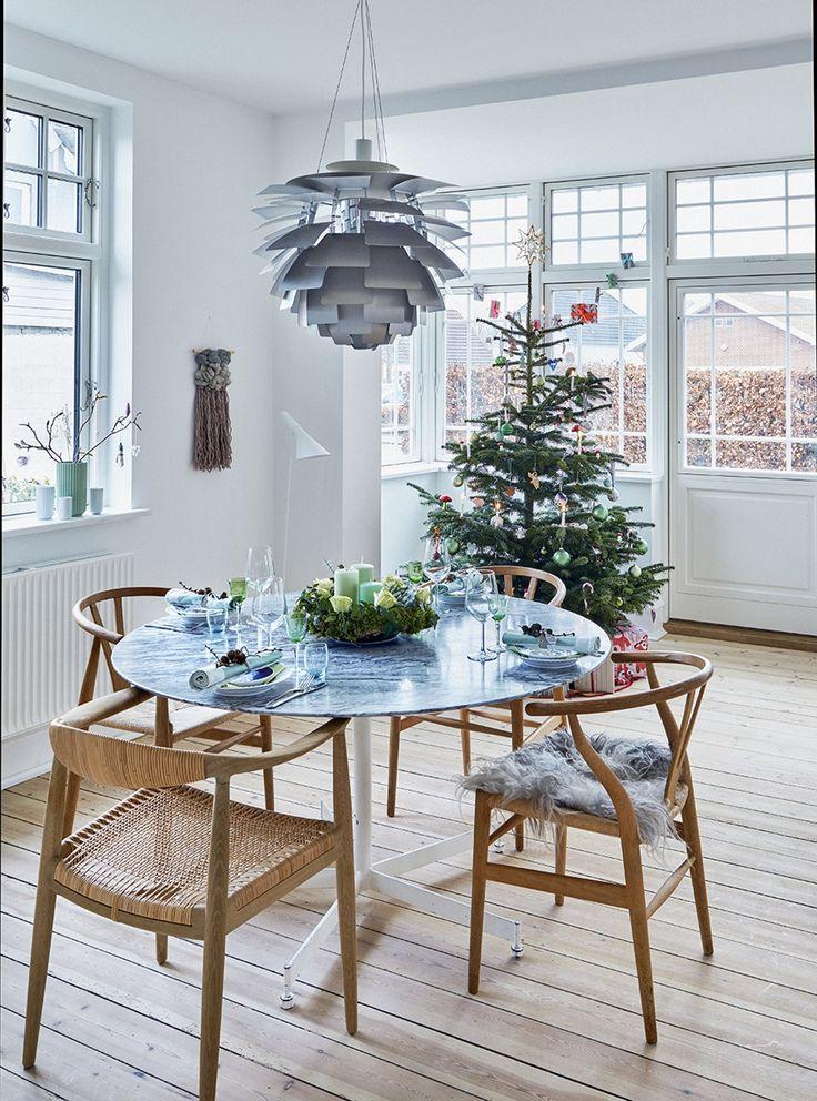 jul renovering ombygning hus villa spisebord stol