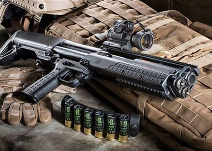 MadBull Kel-Tec KSG Shotgun Update