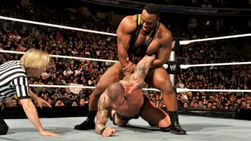 Champions collide on SmackDown when Intercontinental Champion Big E Langston goes one-on-one with WWE World Heavyweight Champion Randy Orton.