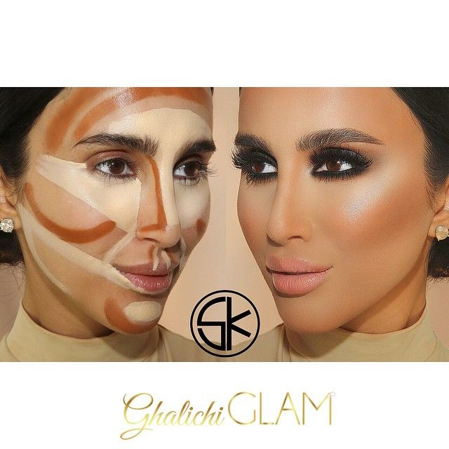 """""""✨ 6 DAYS AWAY to The World's Most Famous Makeup artist @samerkhouzami's FIRST EVER Live-Online Master Class exclusively on GhalichiGlam.com!  Watch…"""""""