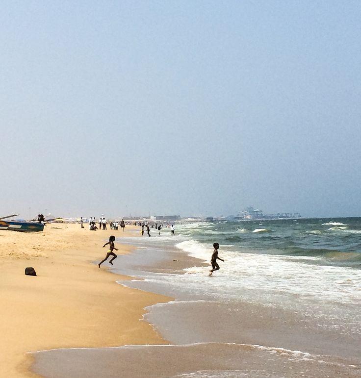 Chennai, Marina Beach