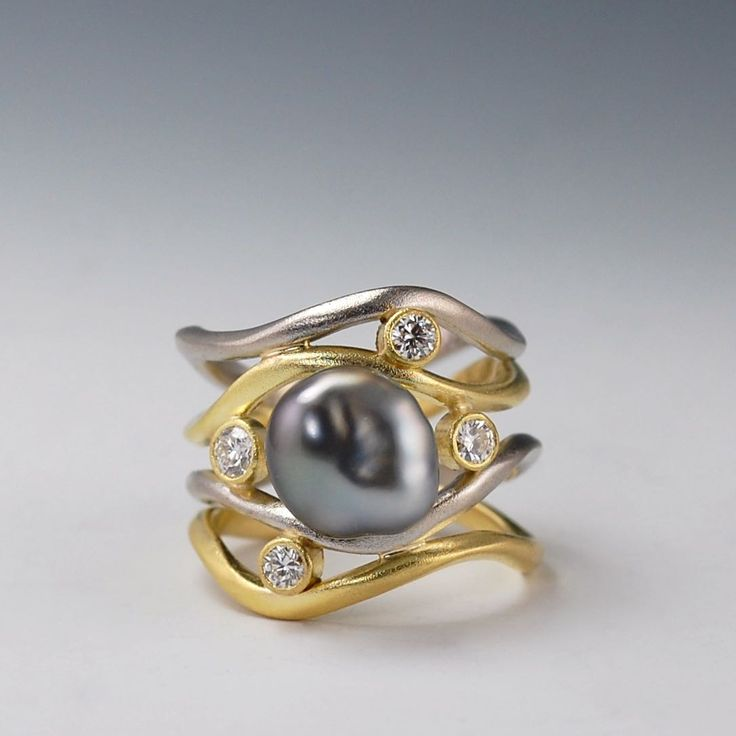 Chamblin Design, Jewelry By Collection: Oyster Bed