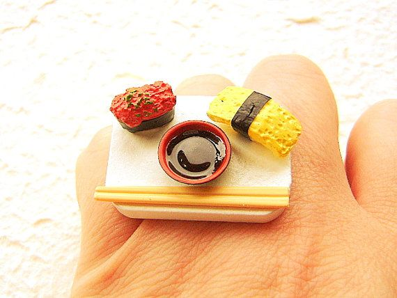 18 Best Ideas About Crafts Miniatures Sushi On Pinterest