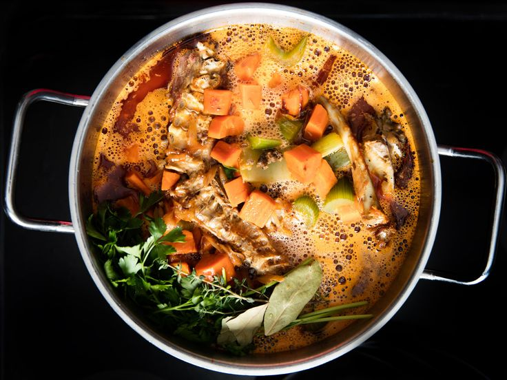 Every year, home cooks across the country use their leftover Thanksgiving turkey bones to make stock. With just a couple of easy steps, though, you can make that stock much, much better.