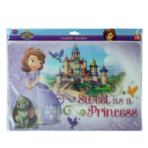 Disney Princess Sofia the First Placemat >>> Visit the image link more details.