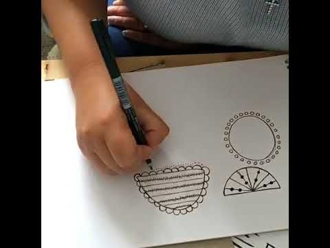 Sketching Abstract Motifs