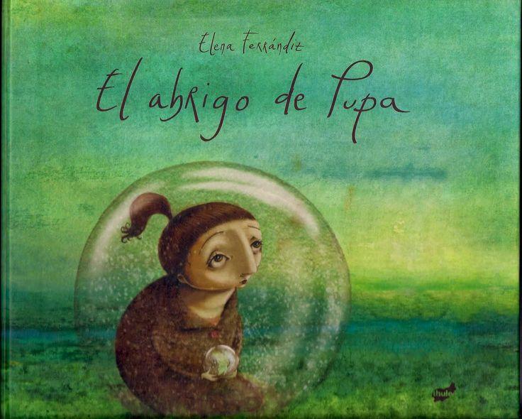 """""""El abrigo de Pupa"""" - Elena Ferrándiz (Thule Ediciones) #miedos"""