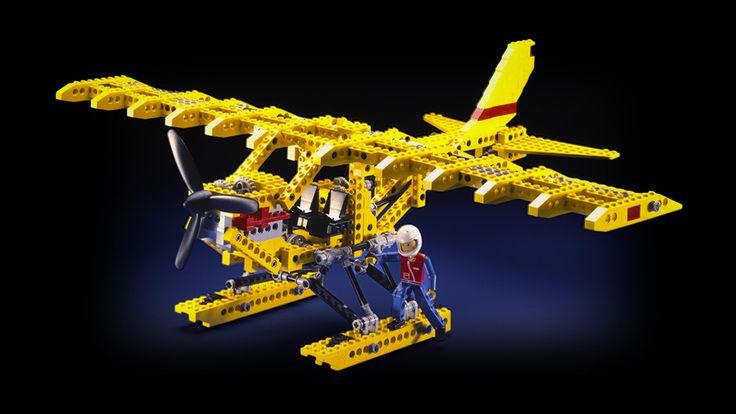 die besten 25 lego flugzeug ideen auf pinterest lego. Black Bedroom Furniture Sets. Home Design Ideas