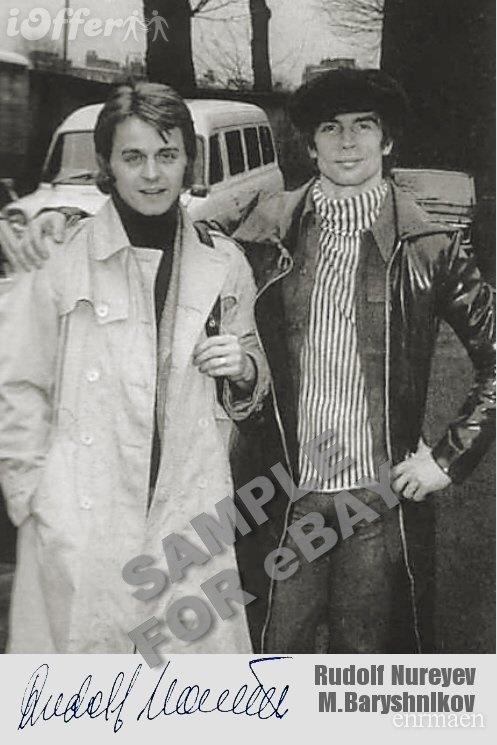 Baryshnikov & Nureyev
