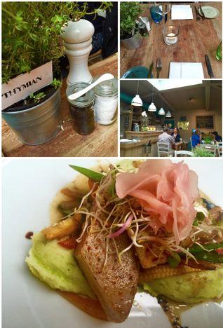 Top #Restaurant in #Westerland auf #Sylt - #Stadtgeflüster. #Insidertipps #Yellow Fin Tuna #superservice #topinterior