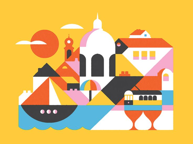 Lisbon by Pavlov Visuals