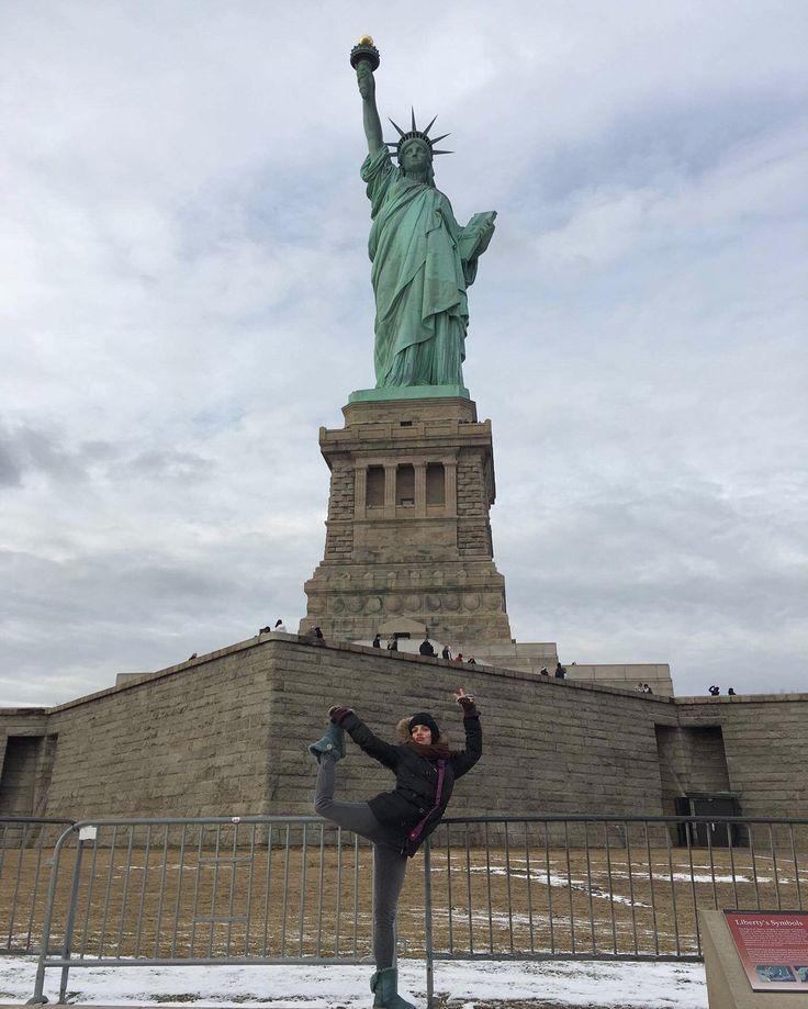 New York. Be Free!!! #Newyork