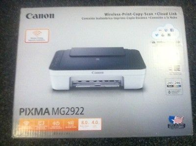 how to change ink in canon printer 2922