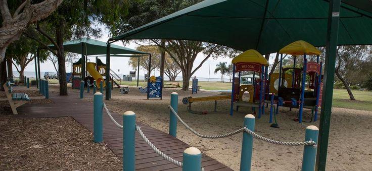 George Clayton Park in Wynnum | Bayside nautical themed playground