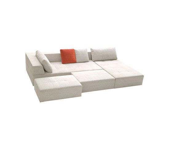 Sofas | Seating | Block | Decameron Design | Marcus Ferreira. Check it out on Architonic