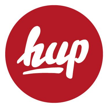 The HUP Logo. All Rights reserved. www.the-hup.com