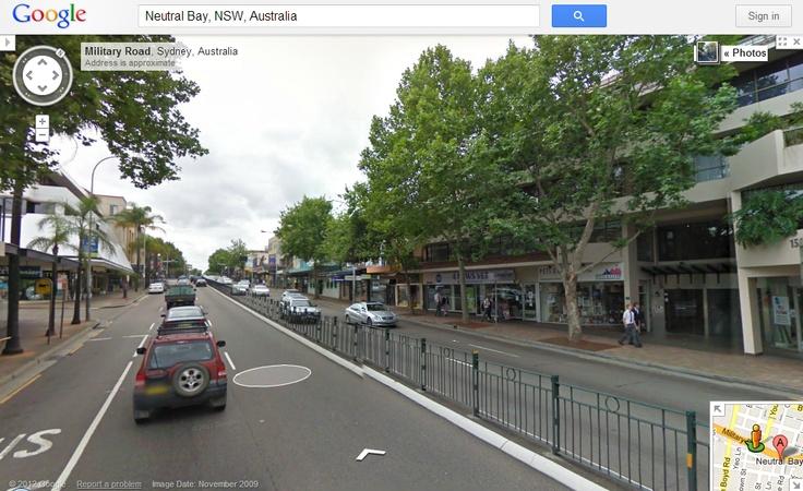 99Tasks.com - Concept - Outside view of Military Road, Sydney, Australia