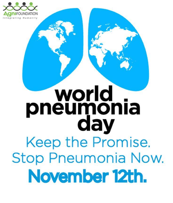 What causes pneumonia? #WorldPneumoniaDay #StopPneumonia