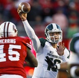 Video: Game-winning touchdown at Wisconsin has Michigan State's Mark Dantonio smiling | MLive.com #spartans