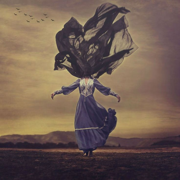 Dromerige Surreal Fotografie door Nicole Burton