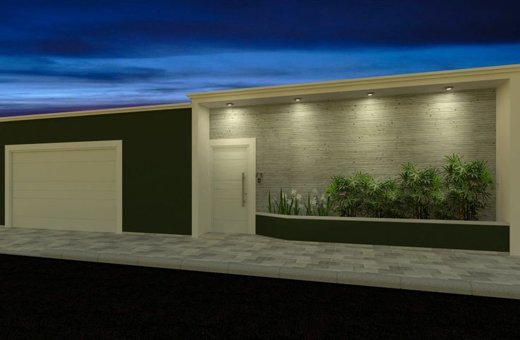 25 best bardas de casas ideas on pinterest bardas - Casas modernas fachadas ...