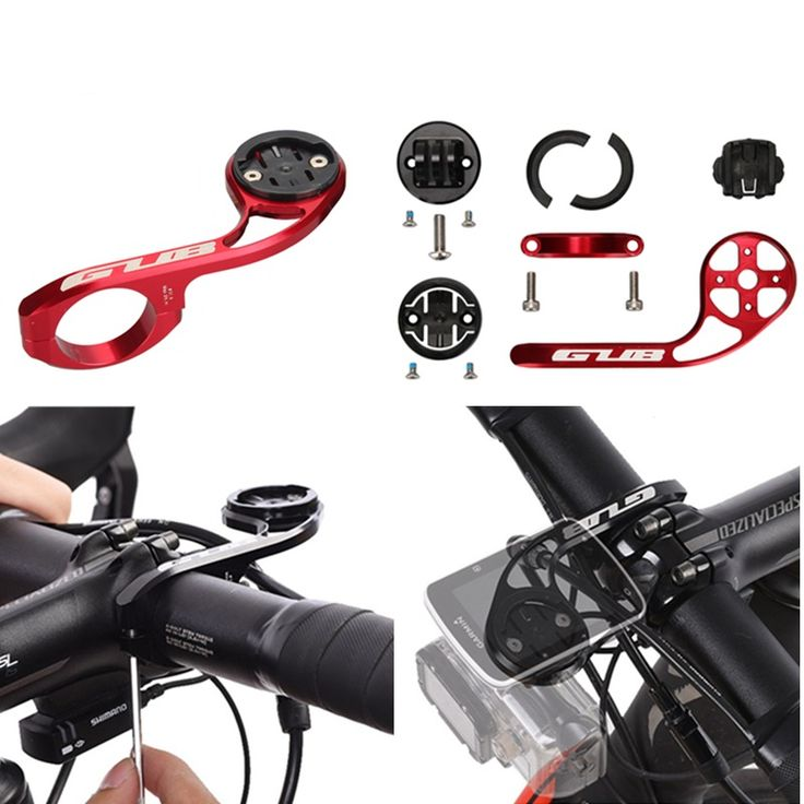 ==> [Free Shipping] Buy Best GUB 669 CNC Cycle Computer Holder Bicycle Computer Mount GoPro Camera Support Mount For GARMIN/CATEYE bike computer Online with LOWEST Price | 32704411455
