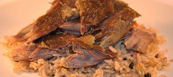 Πολίτικη Κουζίνα Αλίντα Κανάκη: Πολίτικο ψητό αρνί κατσαρόλας.