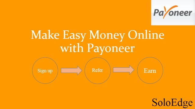What is  Payoneer ?     Payoneer is currency change website like other websites that are PayPal, PayUMoney, Payza and many others whi...