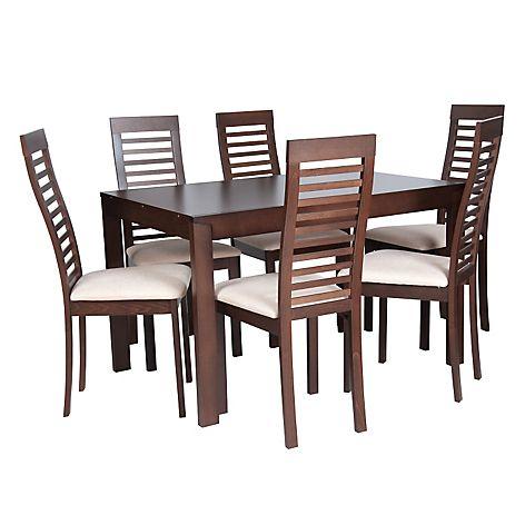 M s de 25 ideas incre bles sobre juego de sillas de for Precio juego de comedor con 6 sillas