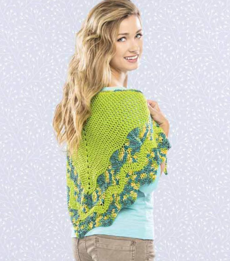 1000+ images about Crochet Shawls and Wraps on Pinterest ... - photo #29
