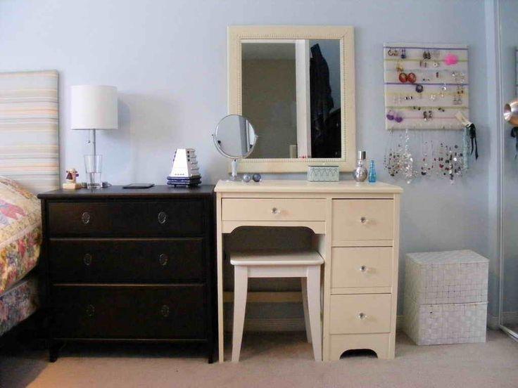 45 best Vanity Desk images on Pinterest | Antique silver, Bedroom ...