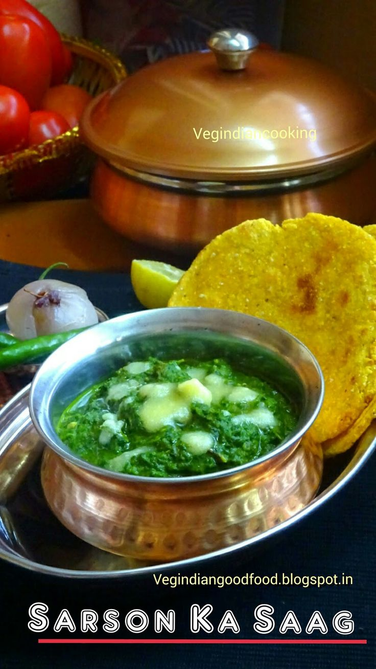 286 best all recipes images on pinterest how to make sarson ka saag punjabi sarson da saag recipe winter special mustard indian food recipesall forumfinder Image collections
