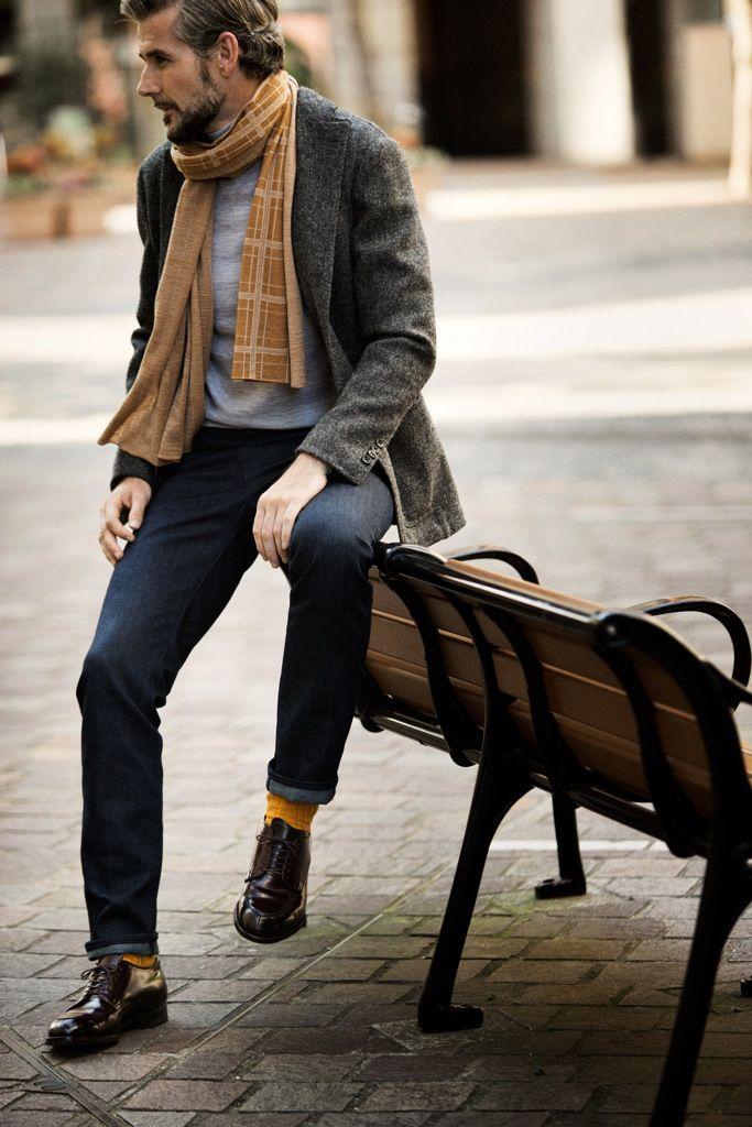 画像 : 【メンズファッション】海外のストリートスナップ【冬編】 - NAVER まとめ
