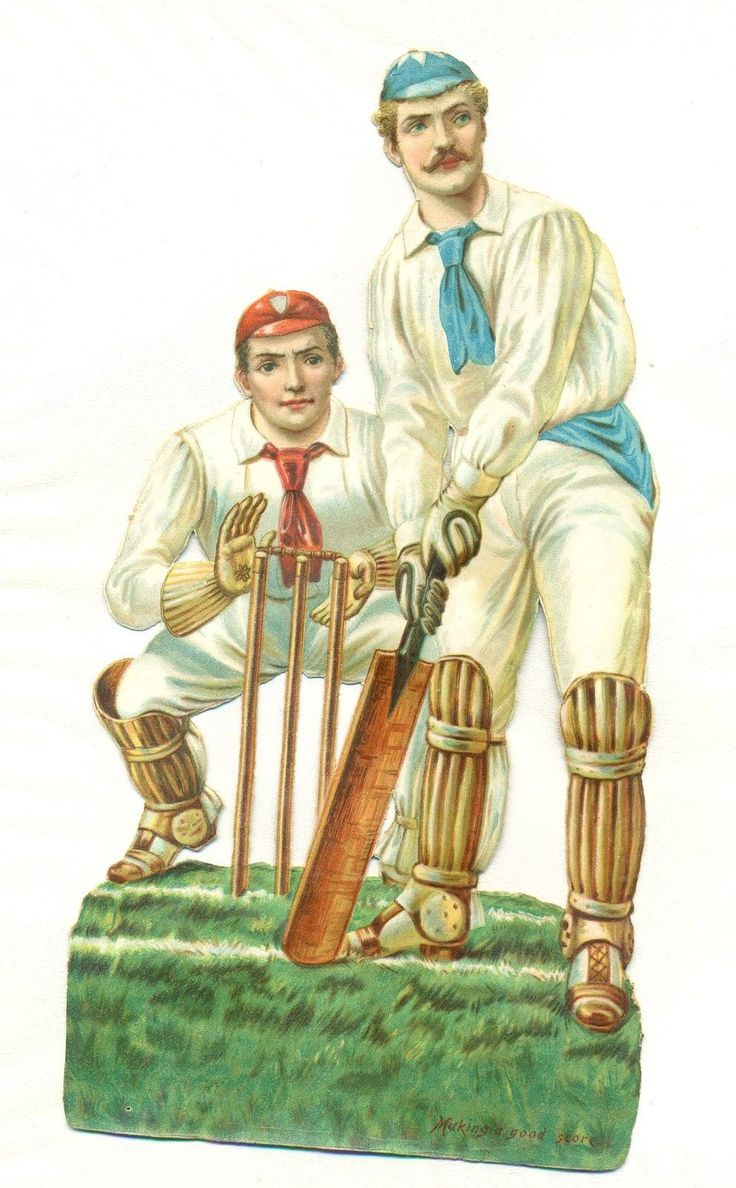 victorian scrap cricketers  uk.picclick.com