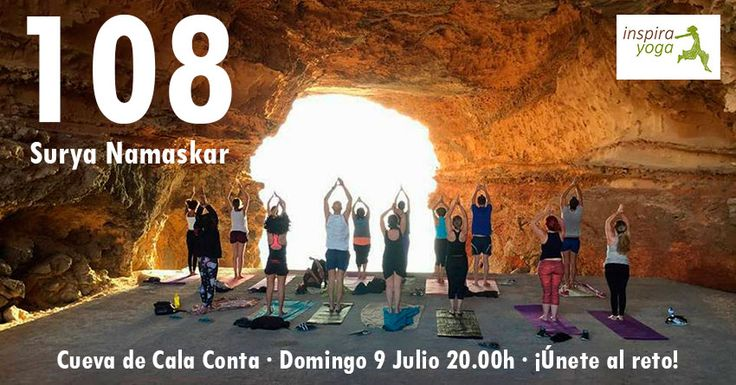 Upcoming workshops, special classes and masterclasses in Ibiza island: 108 Sun Salutations in Cala Conta: Sunday July 9th Cala Conta cave 8.00 p.m. Join a challenging and energizing session! We will practice 108 Sun Salutations to awaken and test our physical strength and mental stamina, connect with the present moment and renew our vital energy. A meditation in movement pointing to the link of breath and body, that will connect us with our physical sensations and it will deal with Keep…