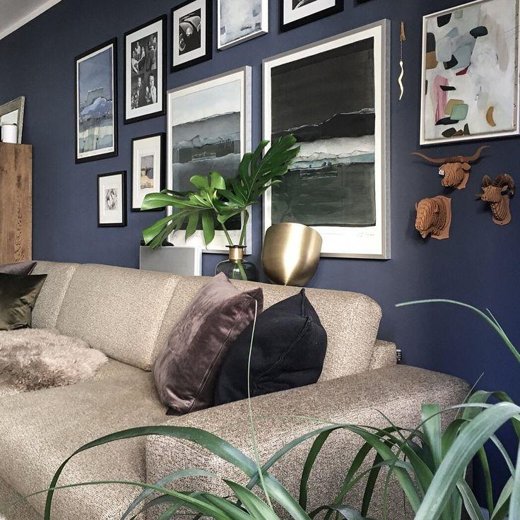 Es funktionierte! Die neue Couch ist da (also super) und die Bildergalerie könnte …   – Wohnzimmer