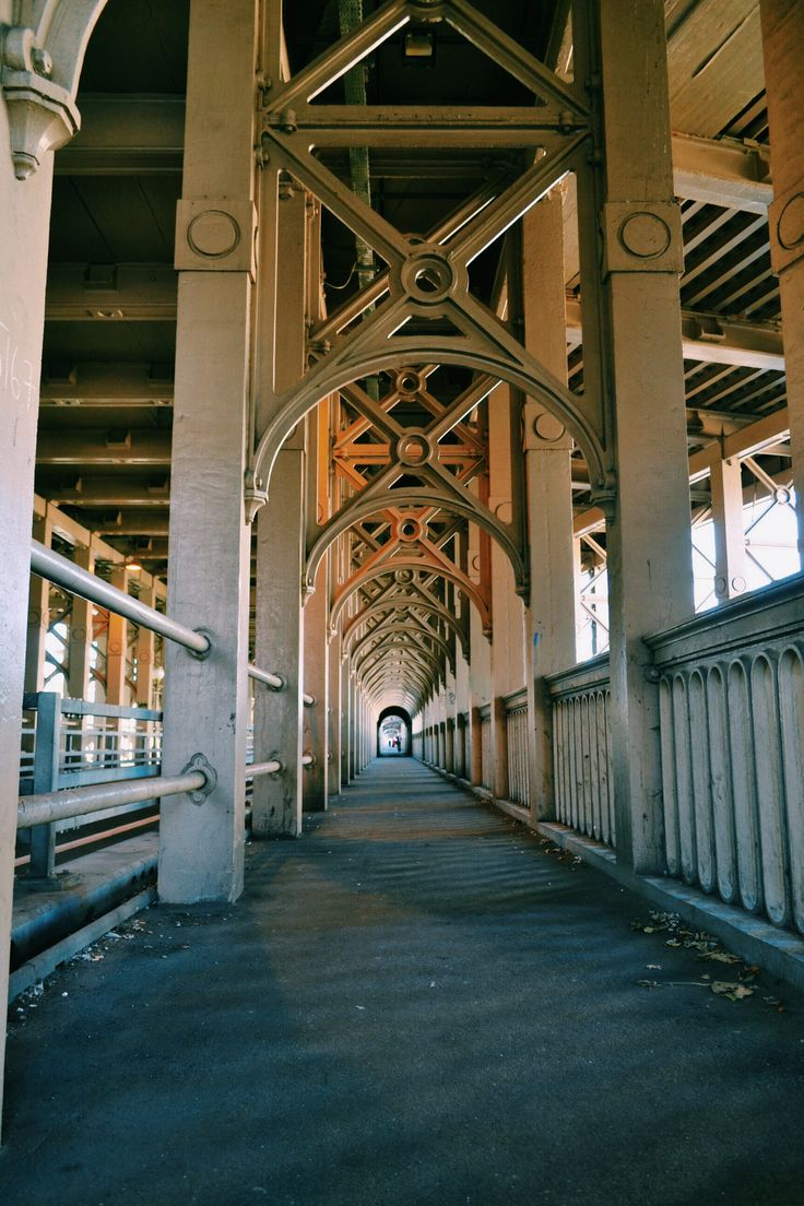 High level bridge in newcastle
