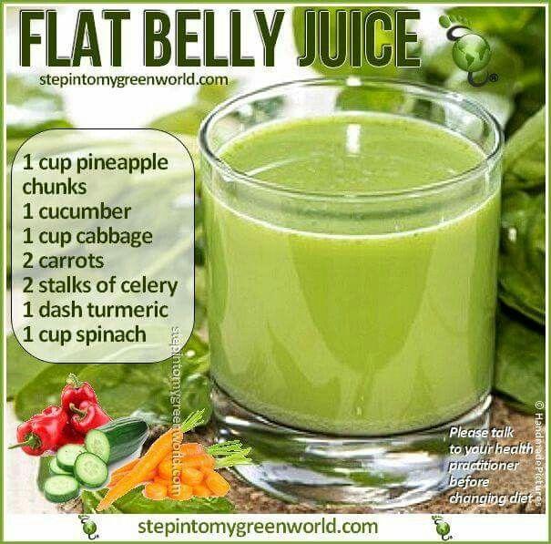 Flat belly juice