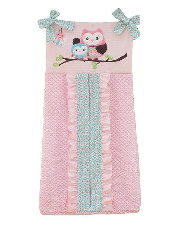 Look what I found on #zulily! Who Loves You Diaper Stacker by Summer Infant #zulilyfinds