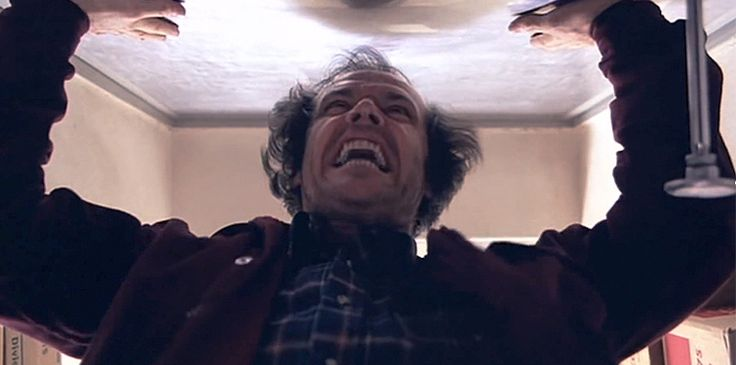 Low-Angle Shot: The Shining