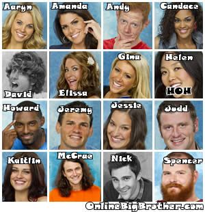big brother 15 HG