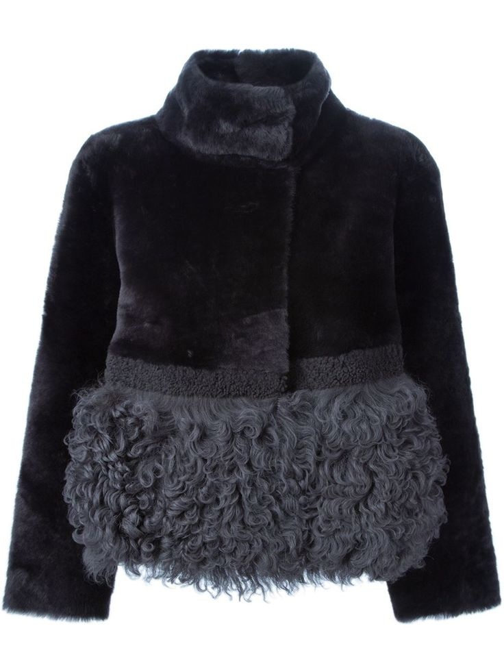 #toryburch #jacket #fur #blue #grey #women #fashion #style www.jofre.eu