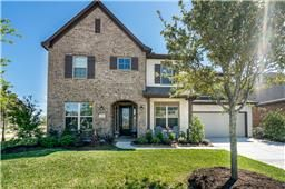 Fall absolutely in love w/this Newmark home in the family-friendly community of Cypress Creek Lakes.Zoned to the amazing Cy-Fair school district. Gorgeous hardwood floors all downstairs except master.Large family room w/tall ceilings, open to an incredible gourmet island kitchen w/upgraded granite, upgraded cabinets w/tons of storage & serving space, stainless appliances & 5 burner cook top.Master retreat is stunning. Huge game room & media. Spacious back yard w/covered patio. No Back…