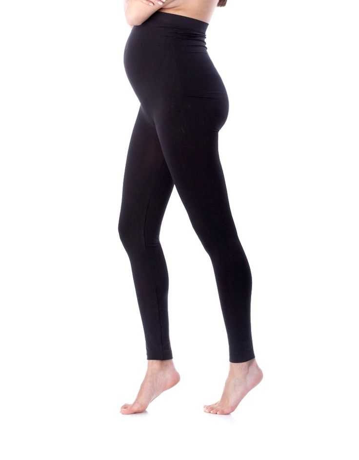 <ul> <li>Comfortable overbump fit</li> <li>Smooth, seamless design</li> </ul> <p>A key piece for your maternity closet; Seraphine's signature maternity leggings fit like a second skin to provide all-day support, shaping and smoothing your legs. Made for comfort, the stretch fabric is ultra soft and breathable; these leggings are extremely versatile - perfect for fashionable moms on the go, at work or in the yoga studio!</p>